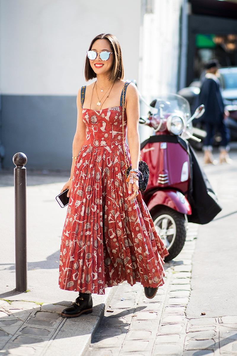 نصائح لتتسوقي فساتين لتنحيف الخصر fashion tips