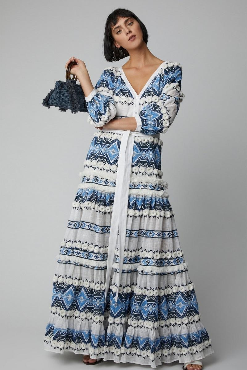 تسوقي أجمل فساتين محتشمة لمختلف مناسبات رمضان