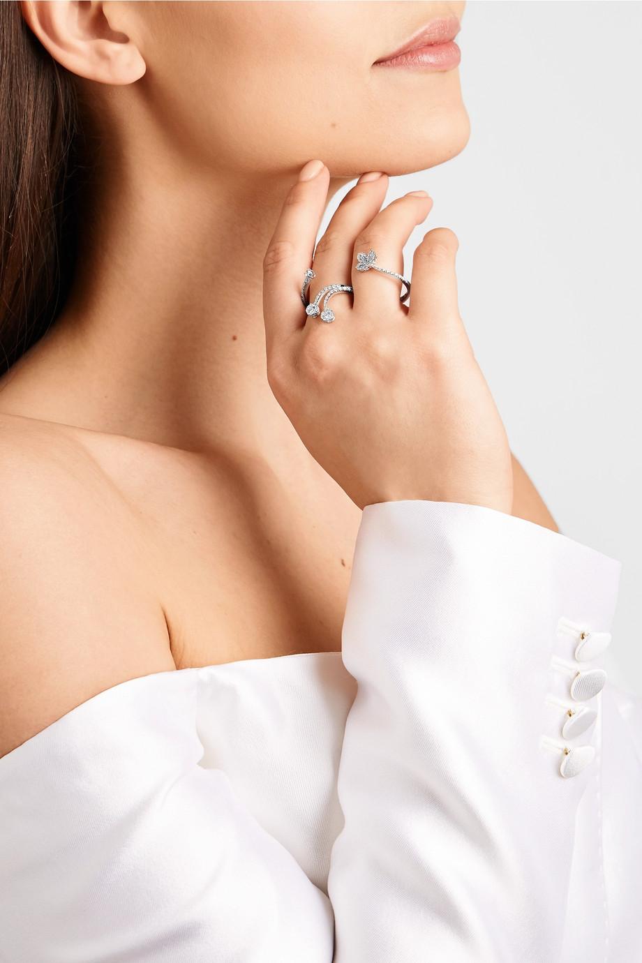 تسوقي خواتم الماس المرفقة لتتميزي باطلالتك