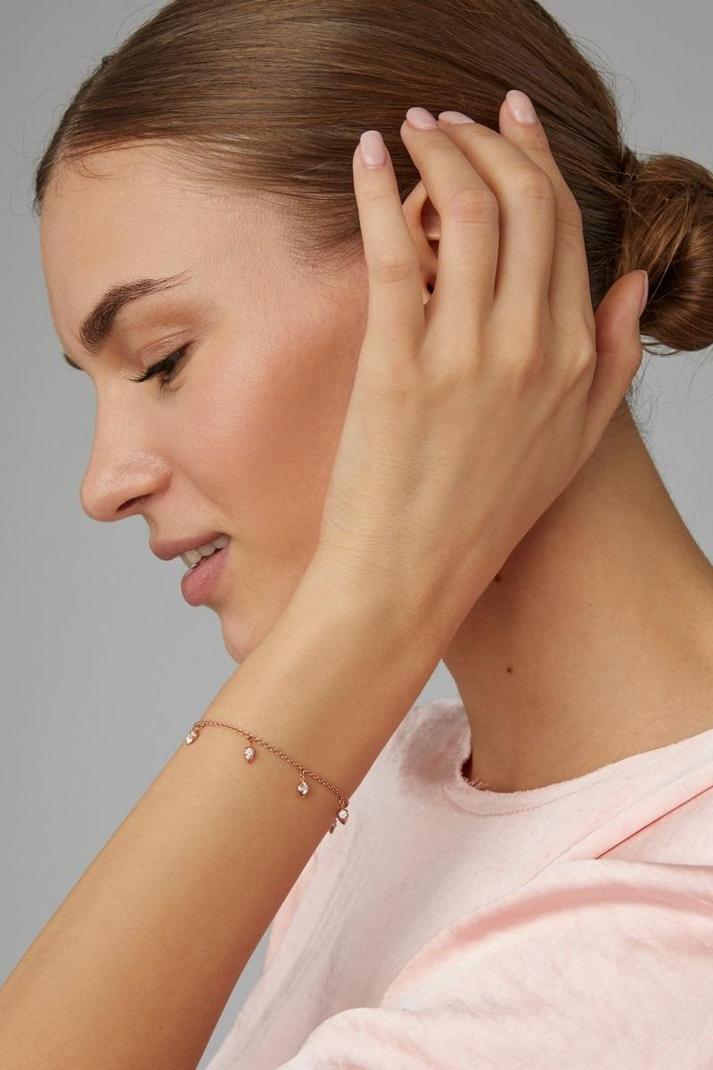 تسوقي مجوهرات الماس المرفقة هدايا مولودات ابريل