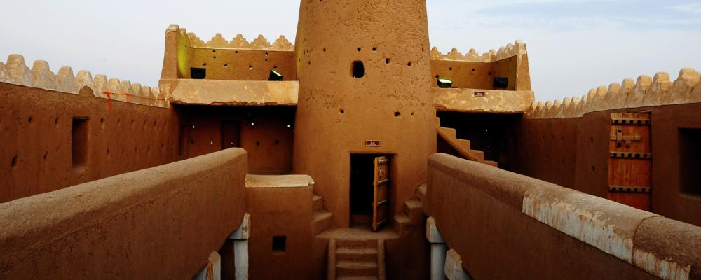 """قصر المصمك """".. أبرز معالم الرياض التاريخية - مجلة هي"""