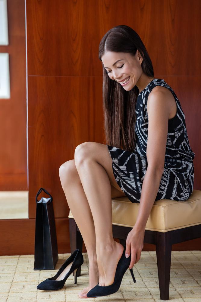 نصائح لتختاري الحذاء الأسود المثالي حسب المناسبة