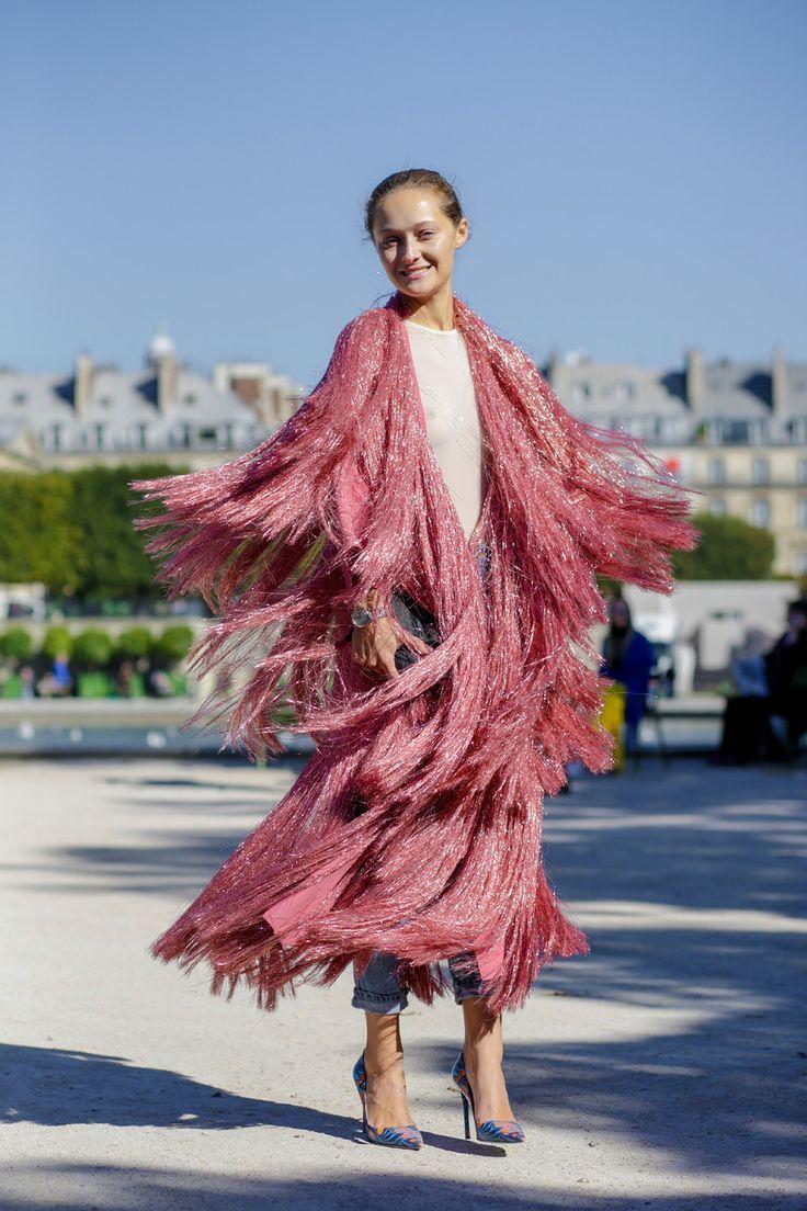 نصائح لتعتمدي أزياء  الشراريب Fringes fashion Tips