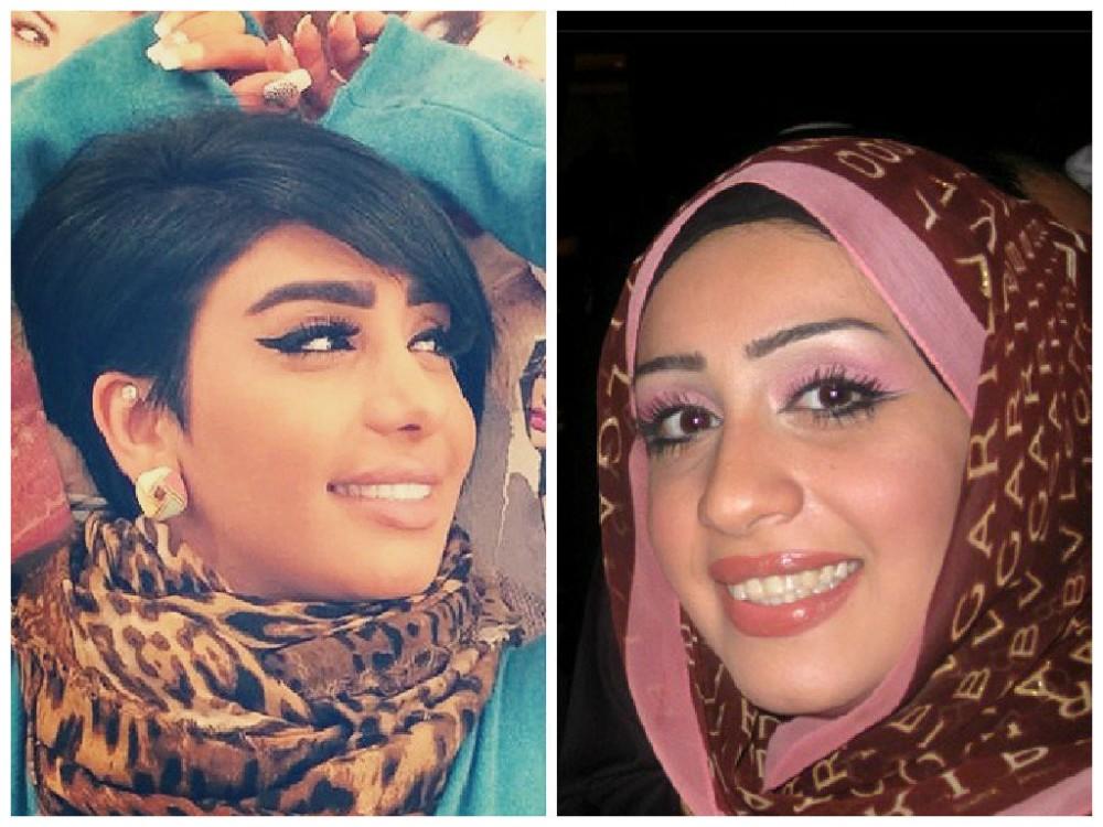 كيف كانت هنادي الكندري بالحجاب وقبل التجميل؟