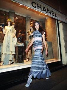 """""""شانيل هوت كوتور """" Chanel Haute Couture"""