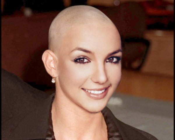 Britney head pic shaved, naked hot brazilians