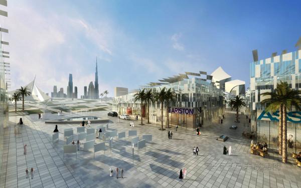 حي دبي للتصميم بيئة مثالية للمبدعين في الأزياء مجلة هي