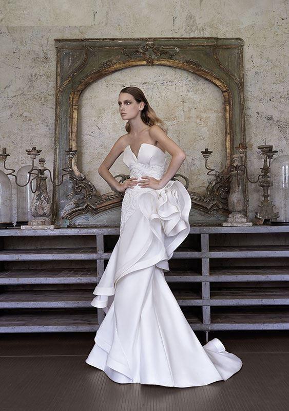 قمّة الرومنسية في مجموعة Elisabetta Polignano لفساتين الزفاف