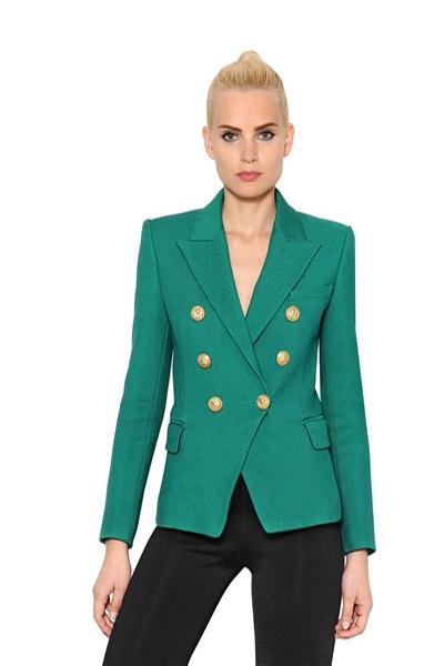 37e71652fac74 تسوقي أجمل القطع باللون الأخضر لإطلالة منعشة - مجلة هي