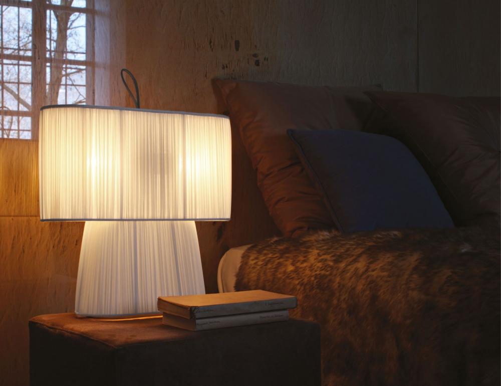 الإضاءة الجانبية في غرفة النوم... فن الاسترخاء