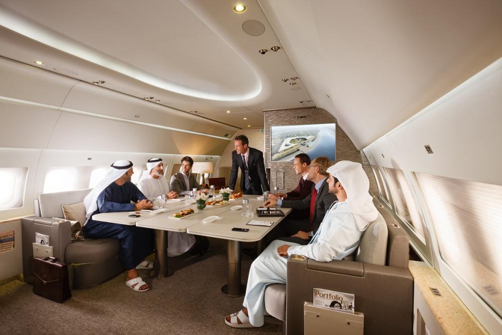 Как организовать корпоративный перелет в Дубай на частном самолете
