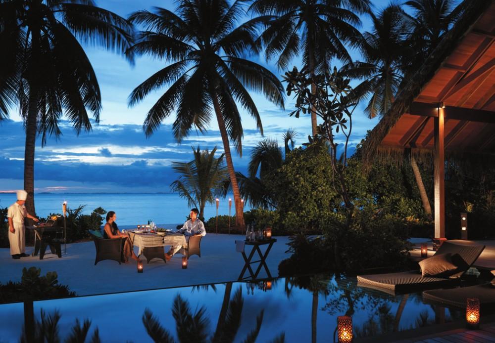 رحلة العمر: جزر المالديف جنة الأرض