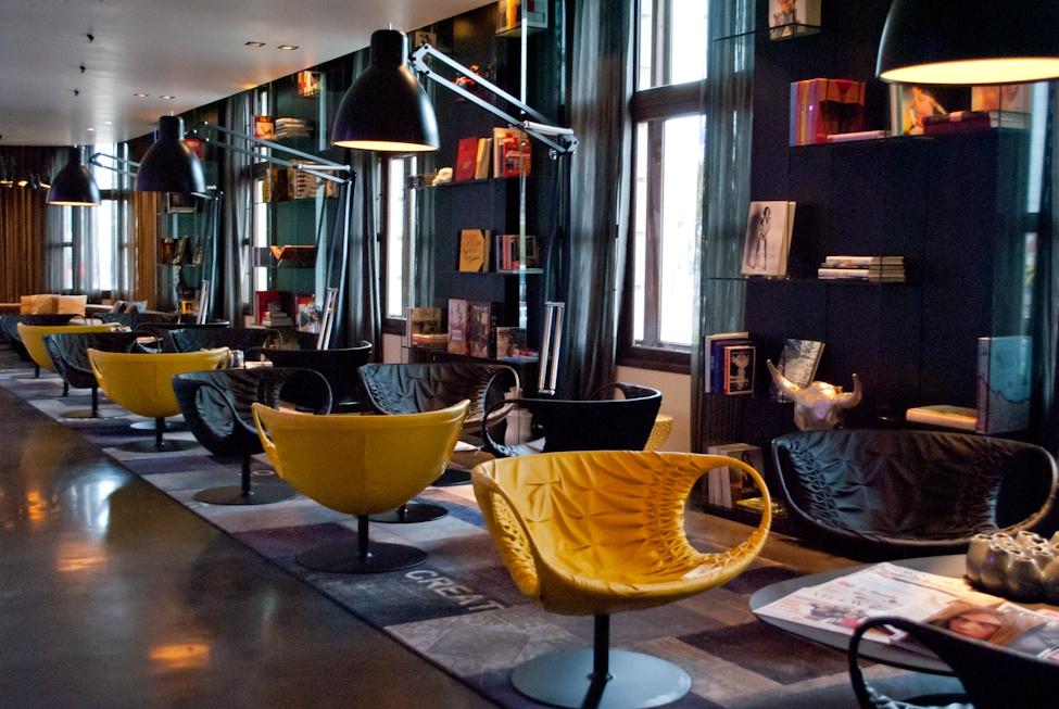 فنادق فاخرة في قلب امستردام لإقامة مترفة - مجلة هي
