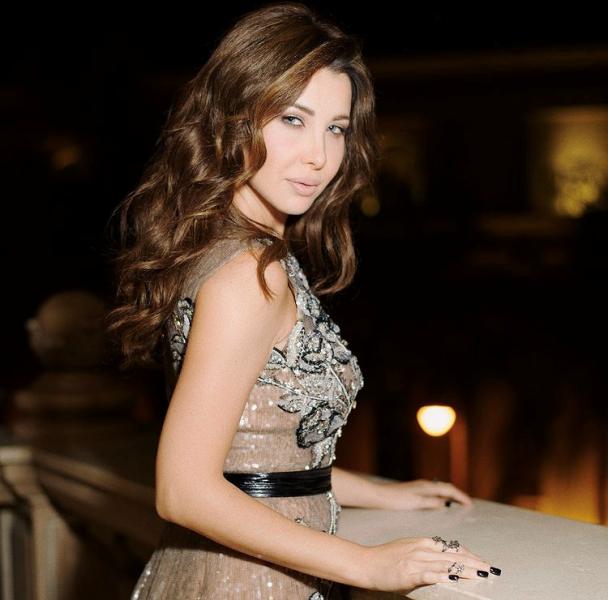 صور نانسي عجرم تخطف الأنظار بإطلالة ساحرة قبل حفلها بالقاهرة - مجلة هي