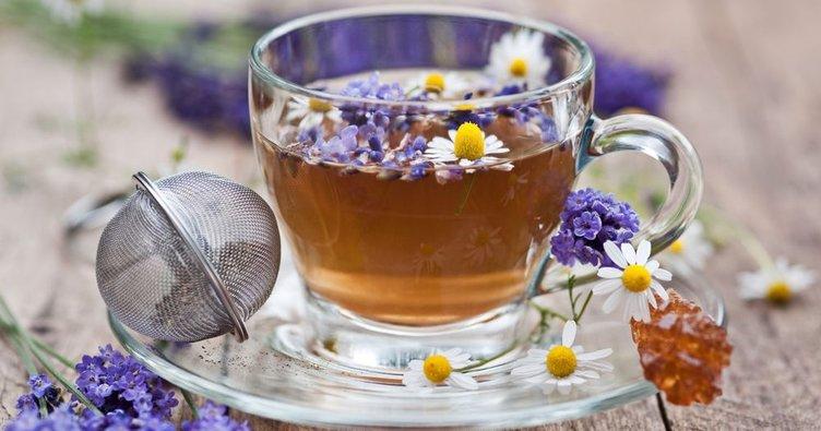 شاي الخزامي يحسن عملية الهضم