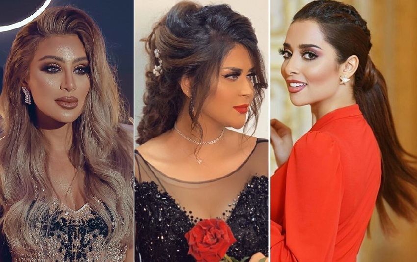صور تسريحات شعر مستوحاة من النجمات احتفالا باليوم الوطني الاماراتي 48 - مجلة هي