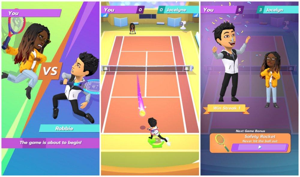 Bitmoji Tennis...لعبة جديدة من سناب شات للاحتفال ببطولة ويمبلدون - مجلة هي