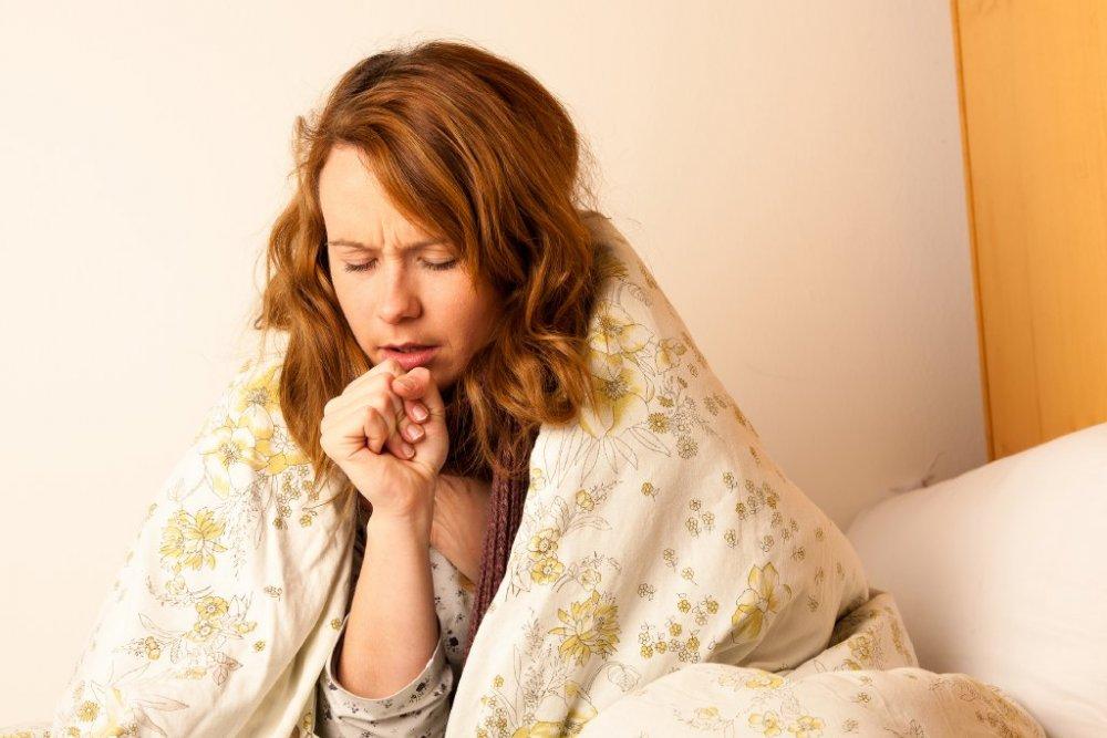 السعال الجاف من الاعراض التنفسية المرافقة لفيروس كورونا
