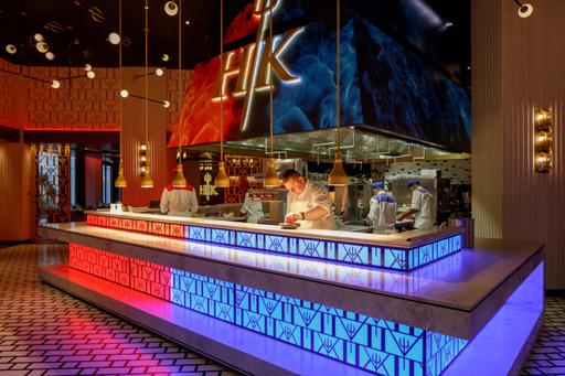 فندق سيزرز بالاس دبي Caesars Palace Dubai