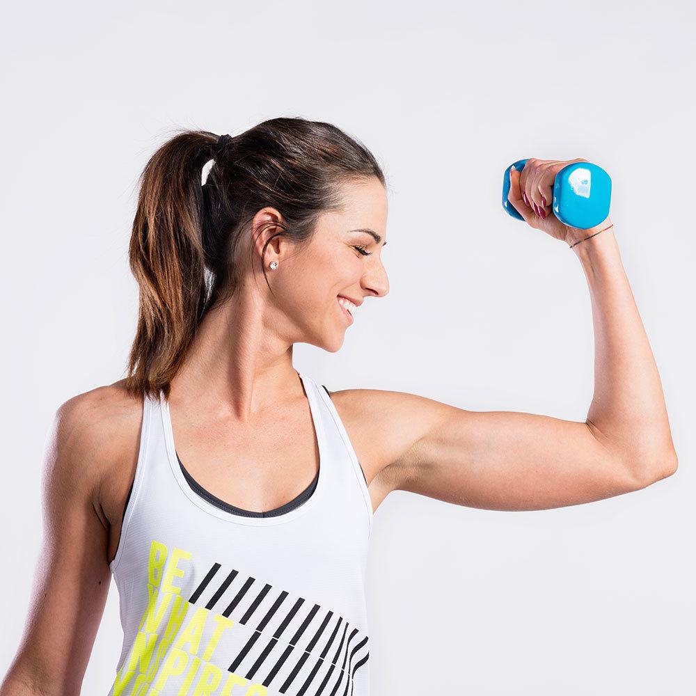تمارين رياضية للحصول على ذراعين نحيفين و أكتاف عريضة