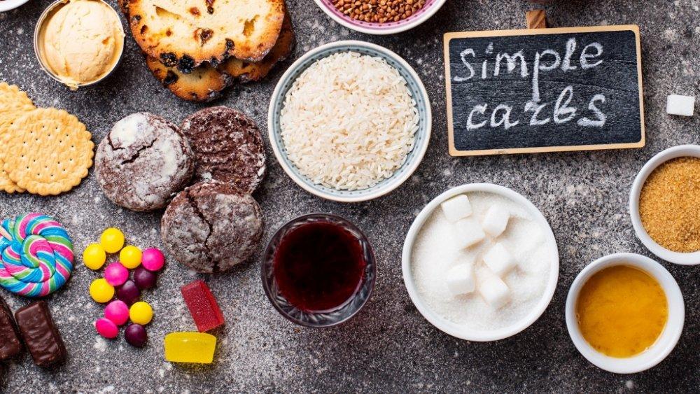 اطعمه يجب ان يتجنبها مريض السكري في رمضان الكربوهيدرات البسيطة