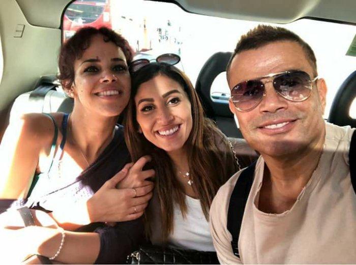 c31abf8264caa تفاصيل حفل زفاف عمرو دياب ودينا الشربيني - مجلة هي