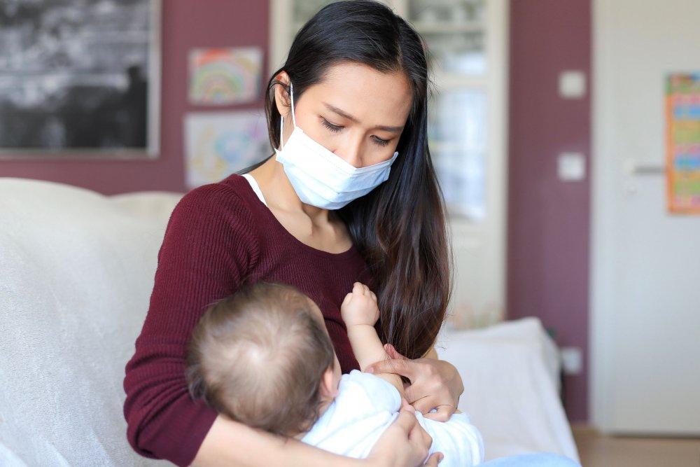 الرضاعة الطبيعية تقي من الإصابة بكورونا
