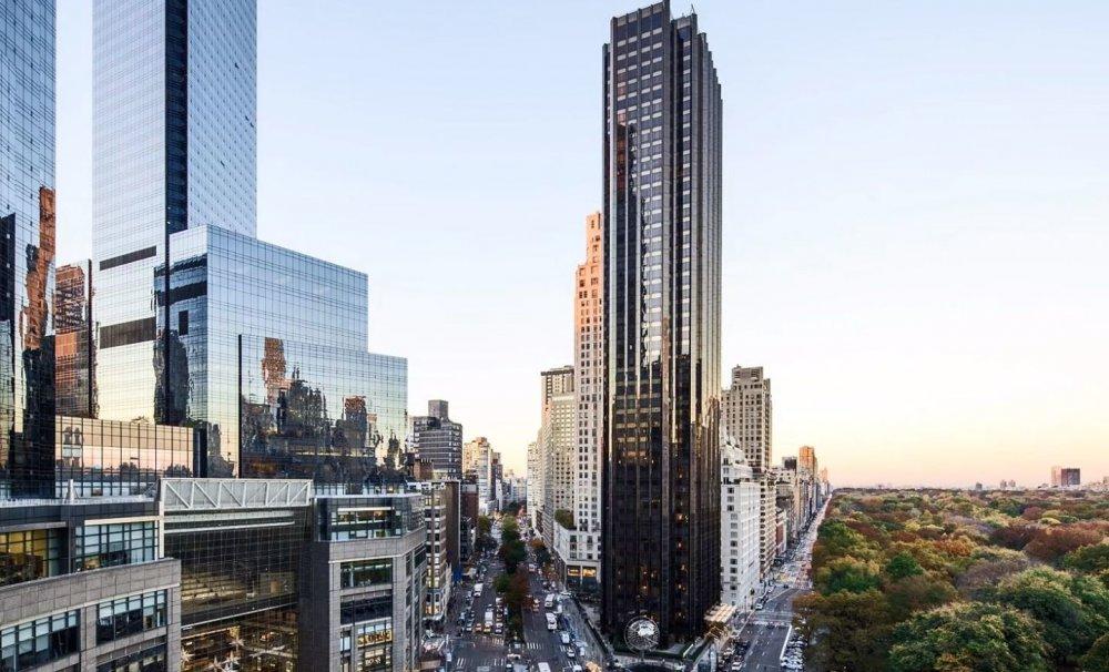 فندق ترامب إنترناشيونال نيويورك Trump International New York