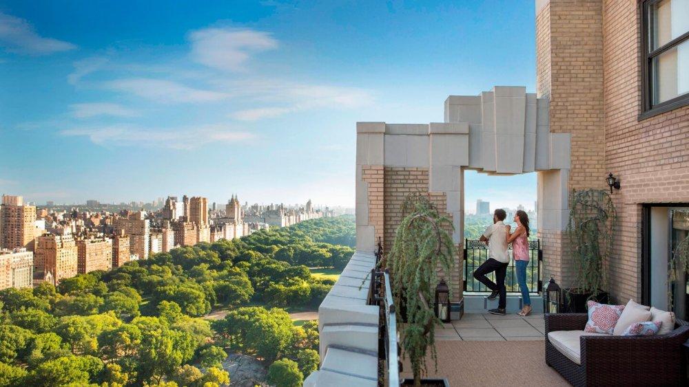 فندق جيه دبليو ماريوت ايسيكس هاوس نيويورك JW Marriott Essex House New York