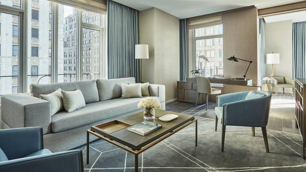 فندق فور سيزونز نيويورك داون تاون Four Seasons Hotel New York Downtown