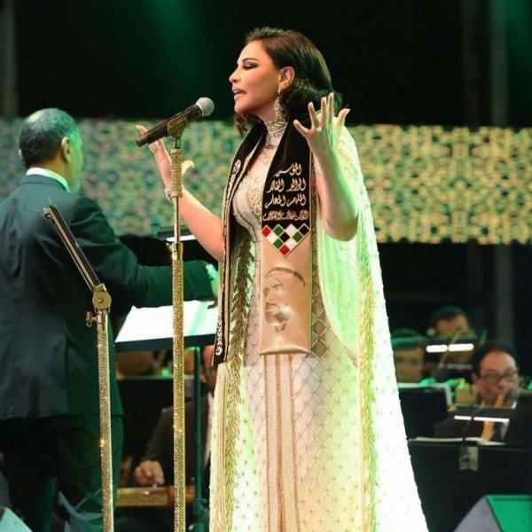 36803ecde482e أحلام تشوق جمهورها بسلسلة حفلات في السعودية للمرة الأولى وتكشف تفاصيل  ألبومها - مجلة هي