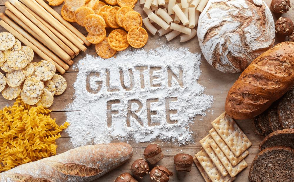 مصادر طعام خالية من الجلوتين