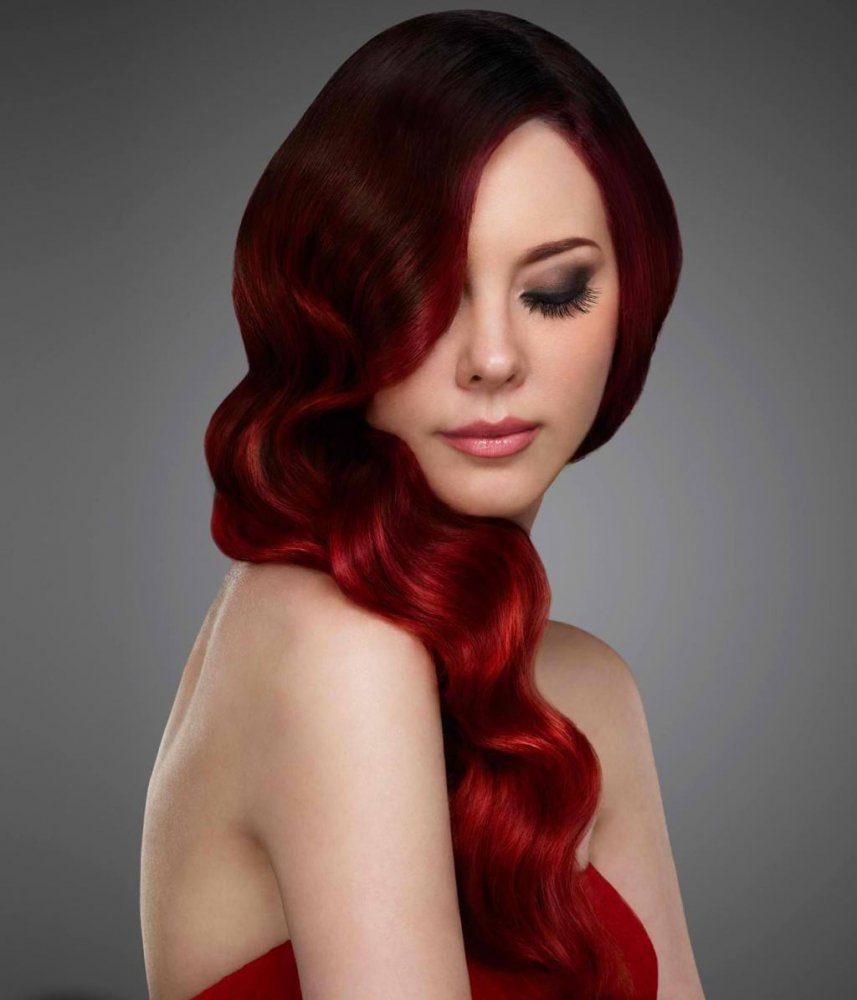 DIY How To Keep Dyed Red Hair Actually Red Its one of the fastestfading colors you can dye your hair Heres how to keep your fake redheadedness going strong