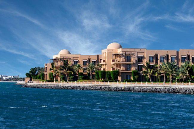 فندق بارك حياة جدة ومنظر خلاب للبحر