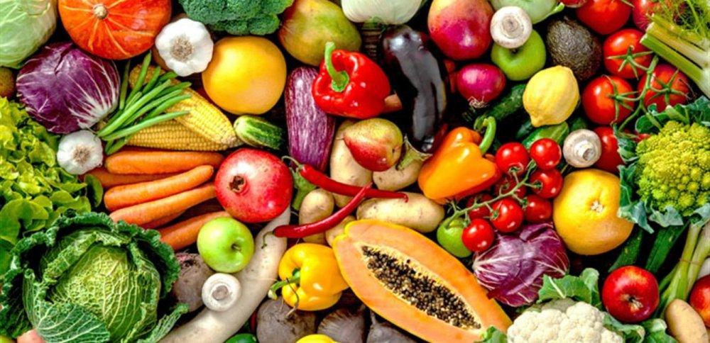 الخضروات والفواكه مسموحة لمرضى ارتجاع المريء في رمضان