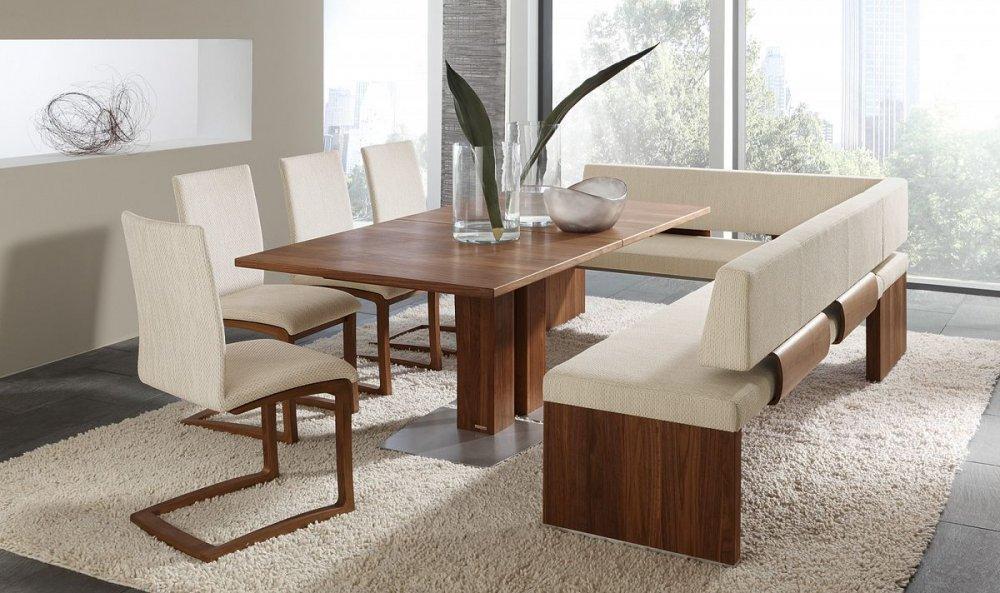 أفكار لوضع طاولة طعام كبيرة في غرفة صغيرة مجلة هي