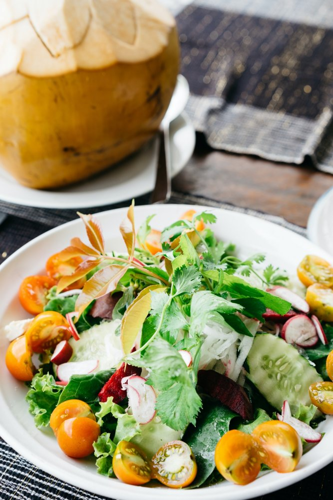 الغذاء الصحي والمعتمد على الخضروات والفواكه يقي من الاصابة بالامراض المعدية