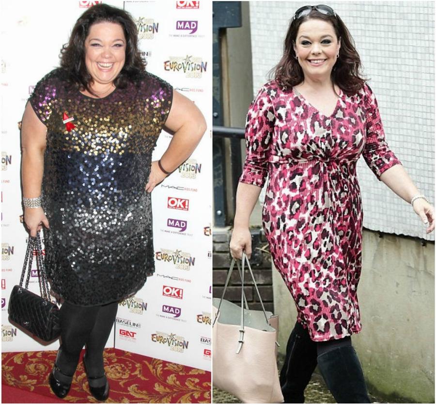 c259ea4d4 بالصور: كيف فقدت ليزا رايلي نصف وزنها في عام واحد ؟ - مجلة هي