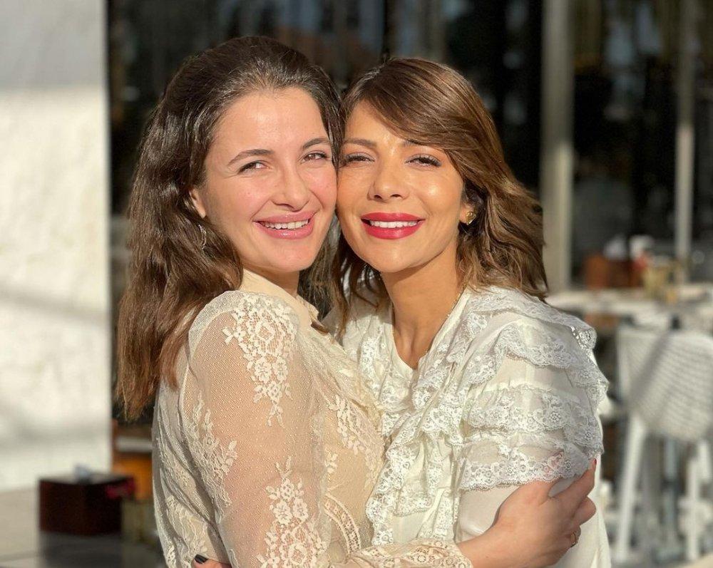 أصالة تحتفل بعيد ميلاد ابنتها شام برسالة مؤثرة: كل عمري وأغلى ما أملك