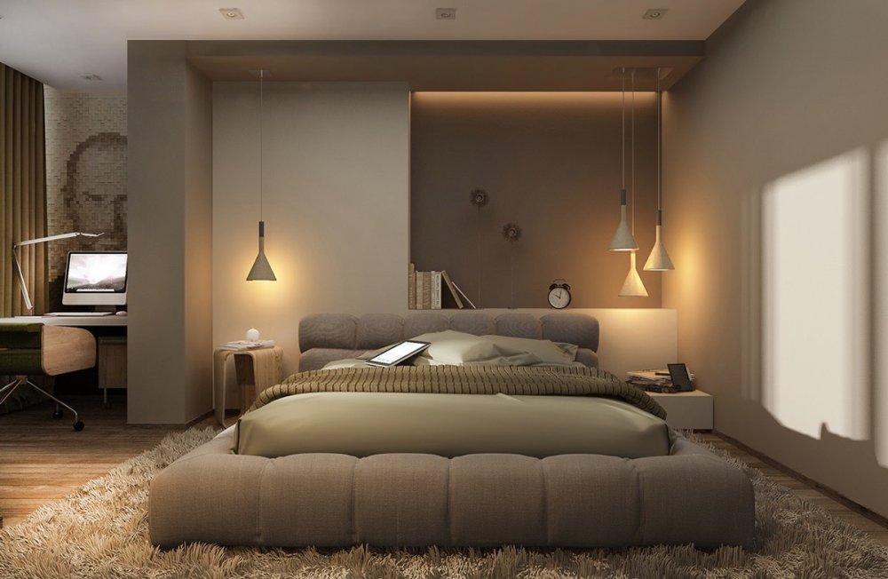 اختاري تصاميم مميزة لإنارة غرف النوم مجلة هي