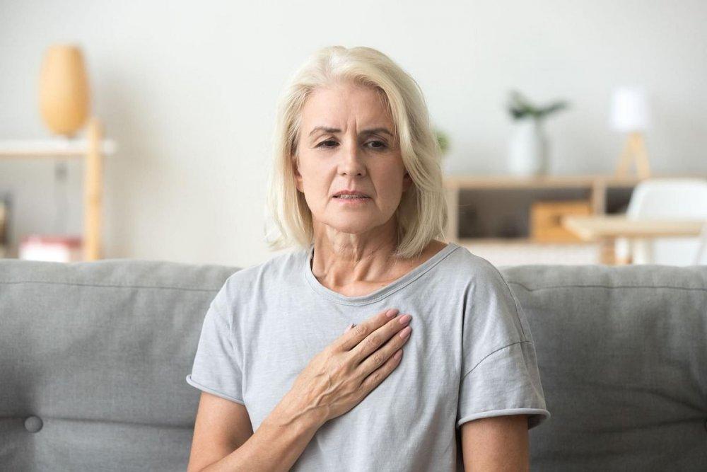 فشل القلب أحد مضاعفات ارتفاع ضغط الدم أثناء النوم