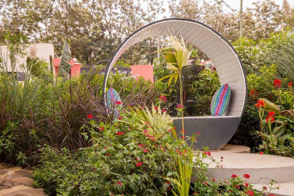 فنادق سياحية في نيروبي - فندق حدائق أسيانا Asyana Gardens
