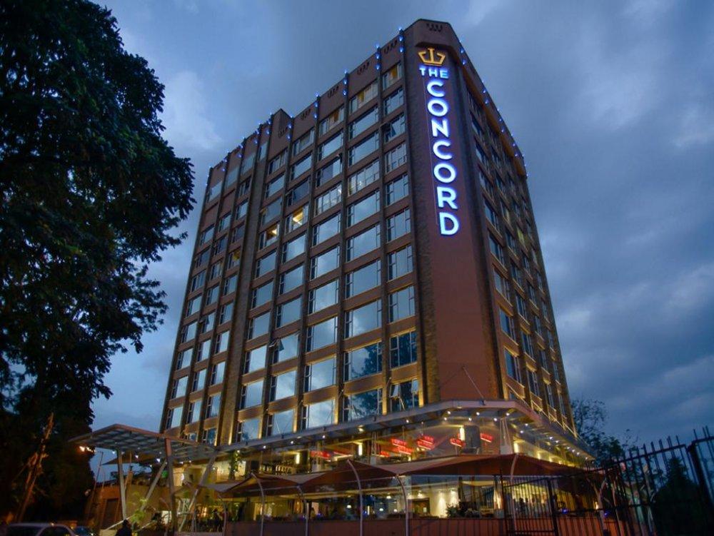 فنادق سياحية في نيروبي - فندق وأجنحة كونكورد The Concord Hotel & Suites