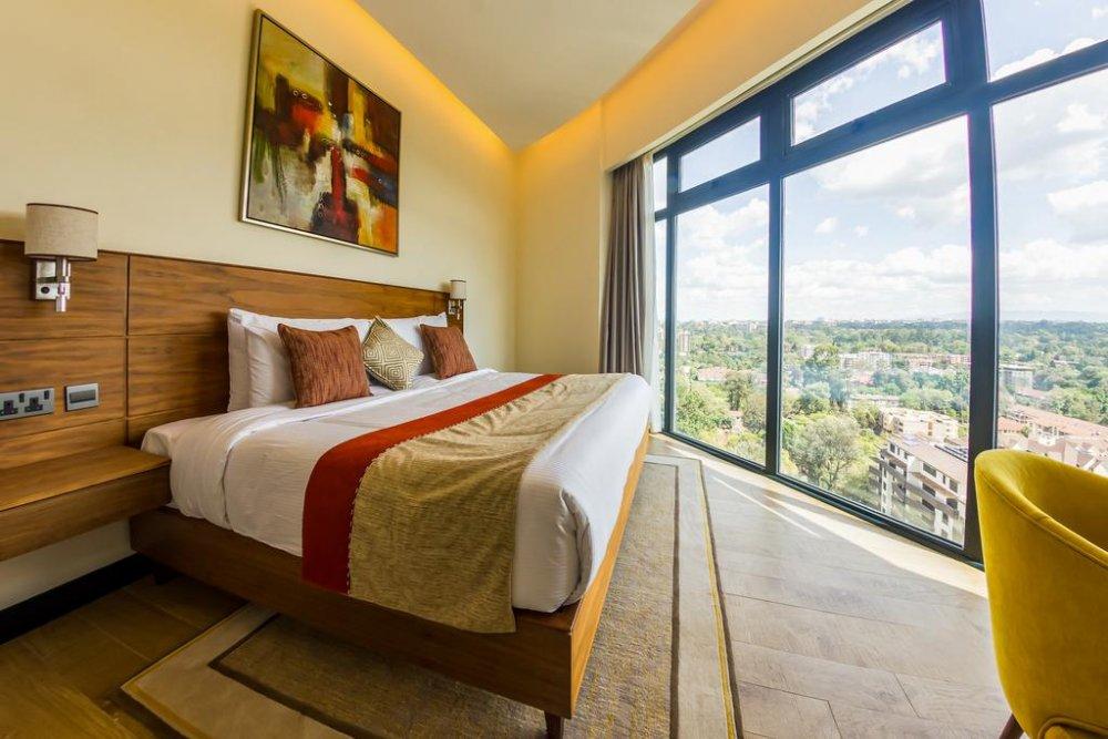 فنادق سياحية في نيروبي - فندق Prime Living Luxury Apartments
