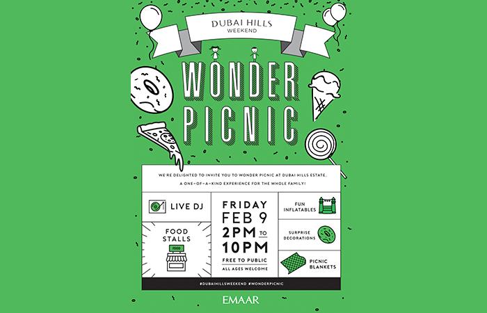 Wonder Picnic .. فعالية عطلة نهاية الأسبوع في دبي هيلز استيت - مجلة هي