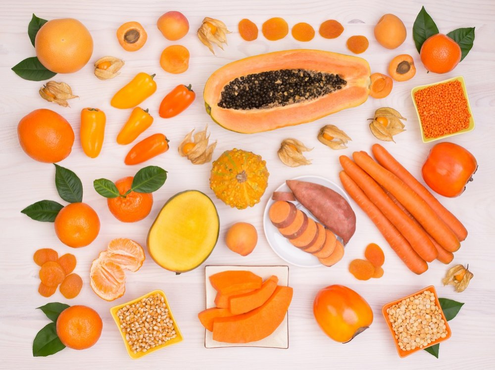 أهمية عنصر البيتاكاروتين للجسم وأهم مصادره - مجلة هي