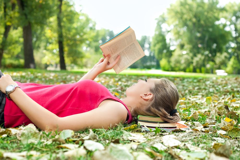 معلومات علم النفس اكت ان القراءة والاسترخاء يغيران نظرتنا للعالم ككل