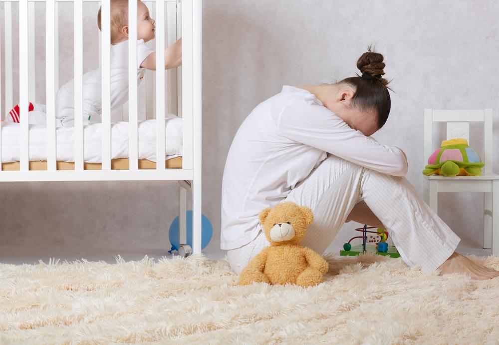 الحمل والولادة وانقطاع الطمث احد اسباب الاكتئاب المفاجئ