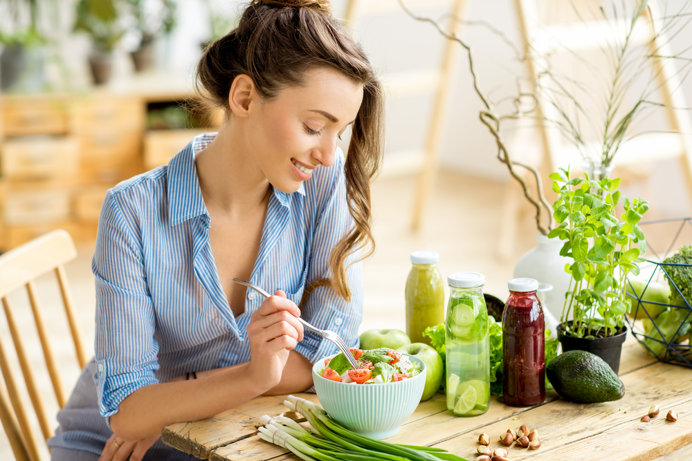 رجيم صحي لانقاص الوزن يتطلب الدمج بين الاطعمة الصحية والمفضلة