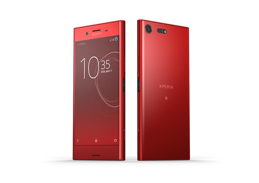 سوني إكسبيريا XZ بريميوم روسّو باللون الأحمر .. الهدية المثالية في عيد الحب - مجلة هي